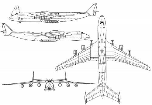 Antonov An-225 myria