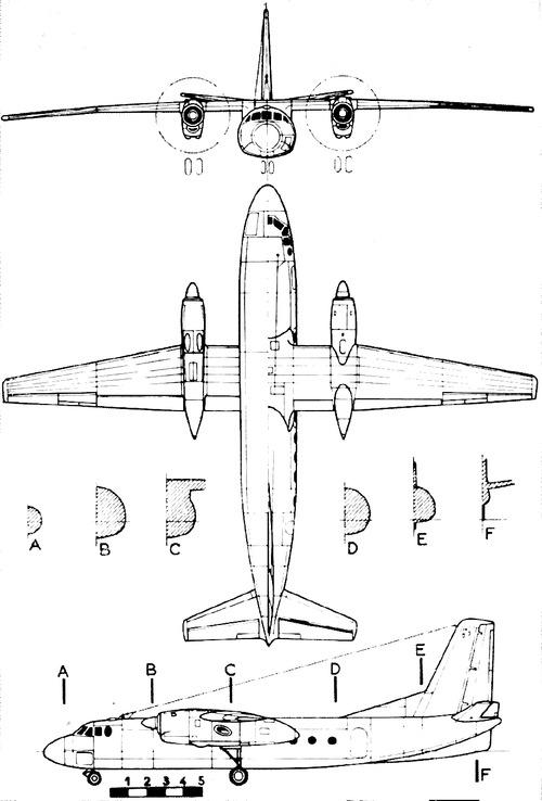 Antonov An-24 Coke