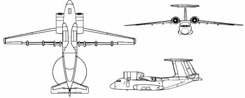 Antonov An-71 Madcap