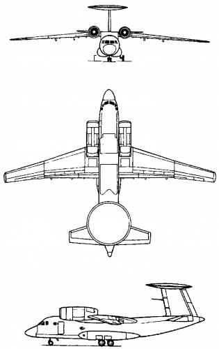 Antonov An-71 (Russia) (1985)