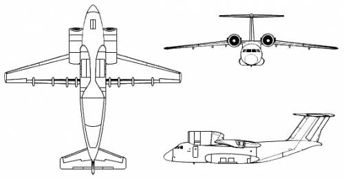 Antonov An-72 Coaler