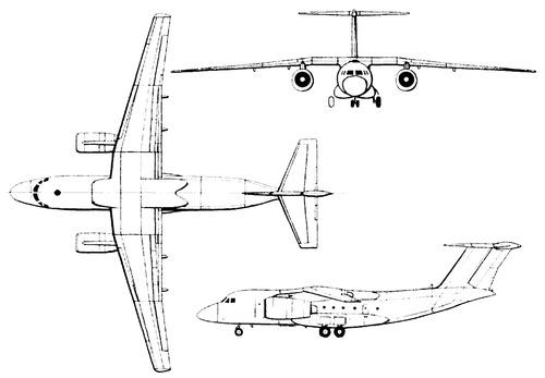 Antonov An-74TK-300