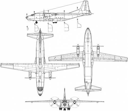Antonov An-8 (Camp)
