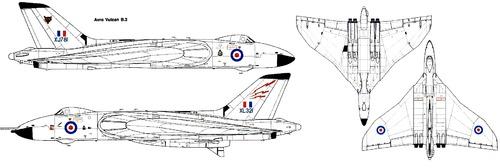 Avro 698 Vulcan B.2