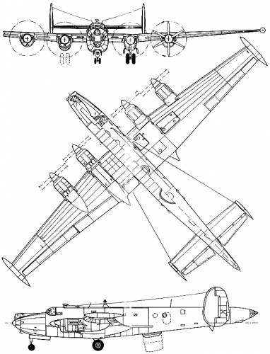 Avro Shackelton Mk.3