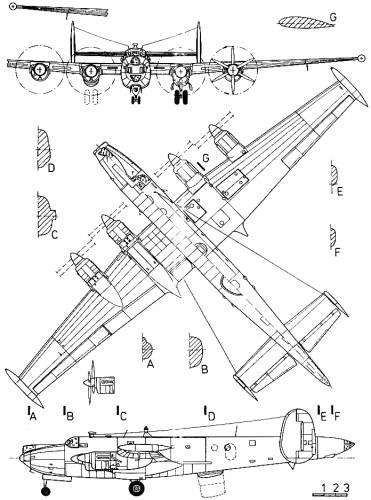 Avro Shackelton Mk 3