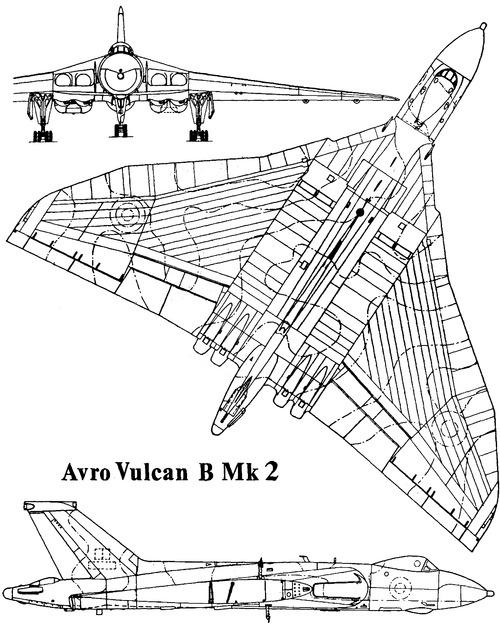 Avro Volcan B.2