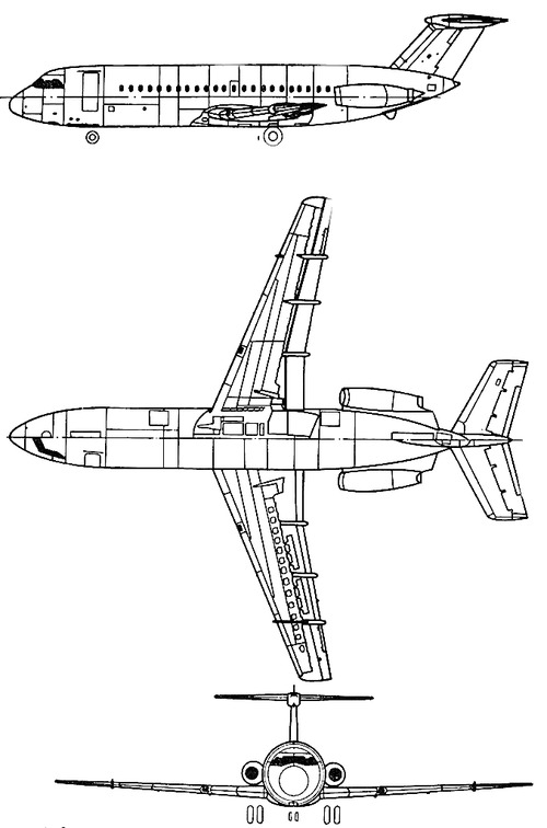 BAC 111 One-Eleven