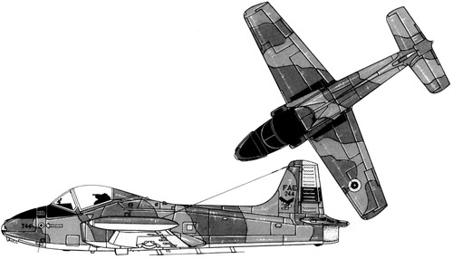BAC 167 Strikemaster Mk.89