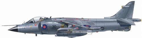 BAC Harrier FRS.1