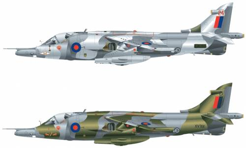 BAC Harrier GR.3