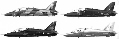 BAC Hawk T. Mk.I