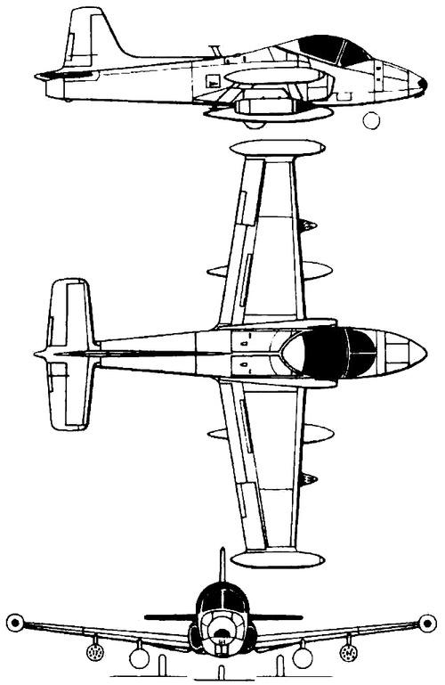 BAC Jet Provost