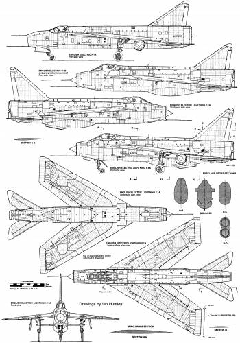 BAC Lightning F.Mk.1