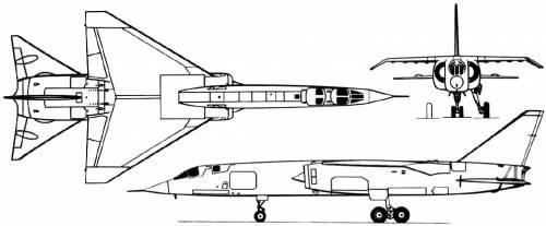 BAC TSR.2 (England) (1964)