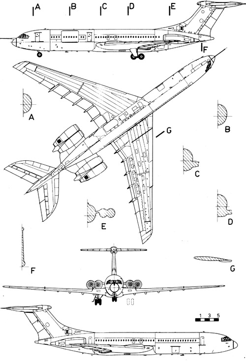 BAC VC-10C Mk.I