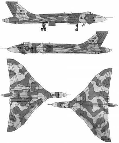 BAe - Avro Vulcan B Mk2