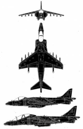 BAE Boeing GR Mk. 7 Harrier