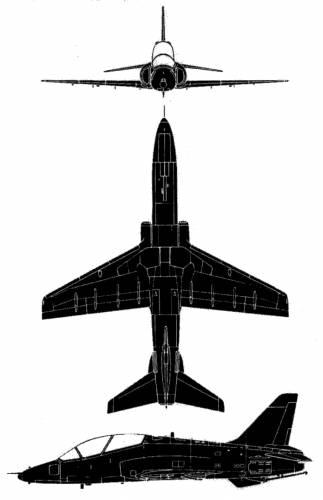 BAE Boeing T 45 A Goshawk