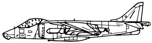 Bae Harrier Gr.5