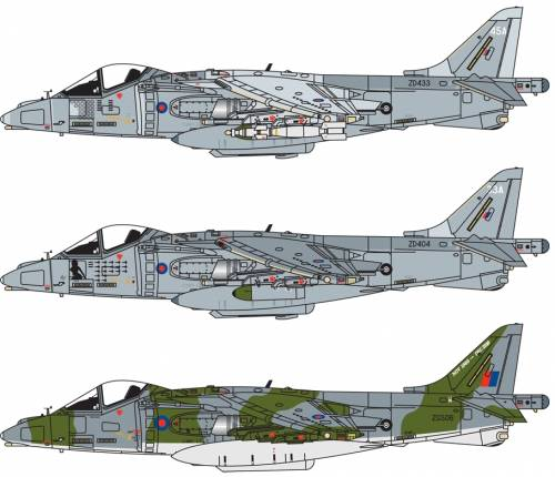 BAe Harrier GR.7A