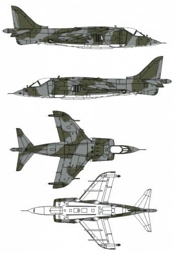 BAE Harrier Gr.Mk.1