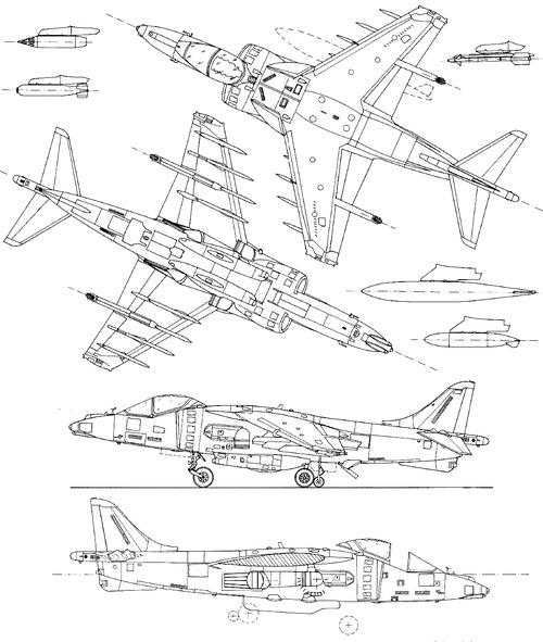 BAe Harrier GR Mk.7