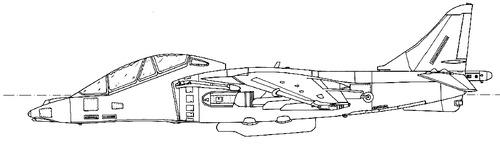 BAe Harrier T Mk.10