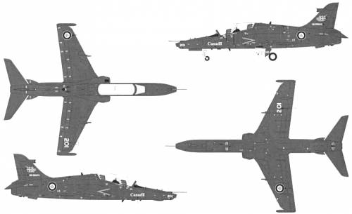 BAe Hawk 115