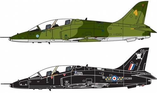 BAe Hawk T MkIa