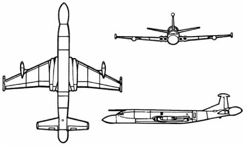 BAe Nimrod AEW3