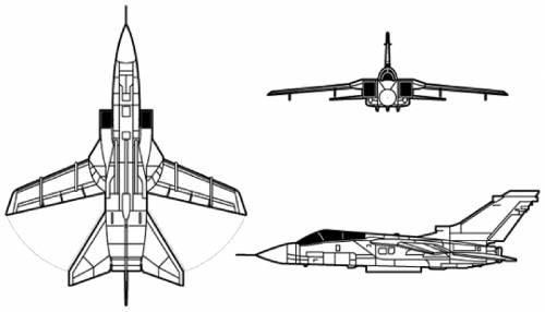 BAe Tornado ADV