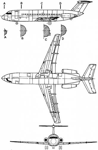 British Aerospace BAC-111