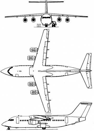 British Aerospace BAe-146