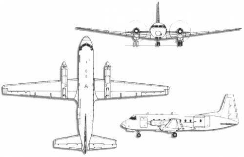 British Aerospace BAE 748