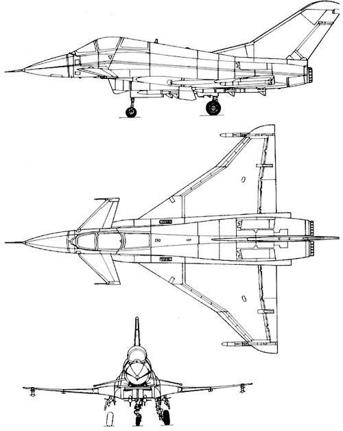 British Aerospace BAe EAP