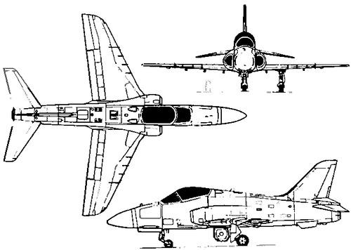 British Aerospace BAe Hawk 200