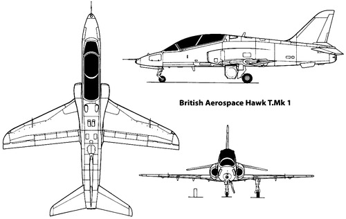 British Aerospace BAe Hawk T.1