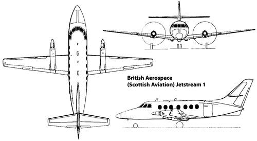 British Aerospace BAe Jetstream 1
