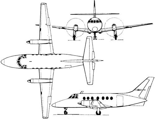 British Aerospace BAe Jetstream 31