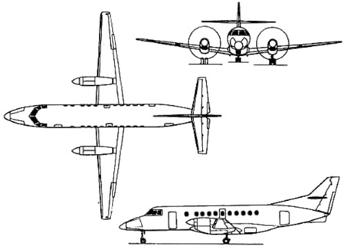 British Aerospace BAe Jetstream 41