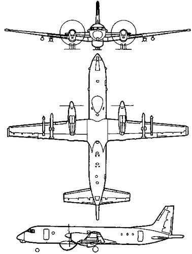 British Aerospace BAe P.132 ATP