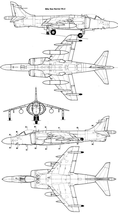 British Aerospace BAe Sea Harrier FA.2