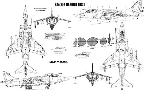 British Aerospace BAe Sea Harrier FRS.1