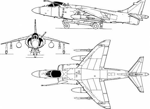 British Aerospace FRS Mk.1 Sea Harrier