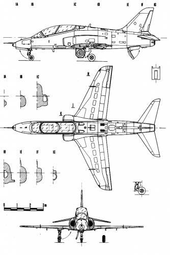 British Aerospace Hawk T-2