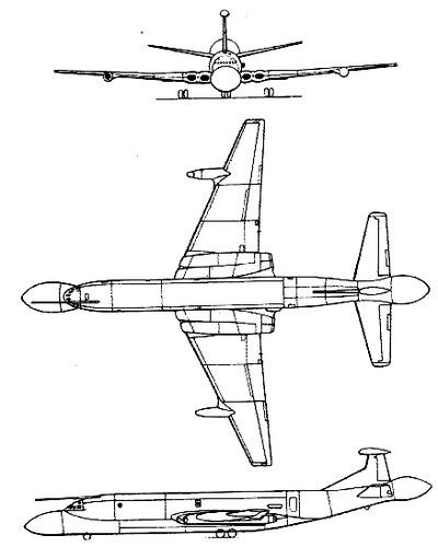 British Aerospace Nimrod AEW3
