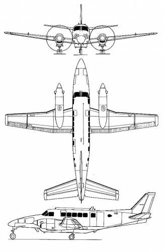 Beechcraft 99A