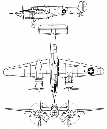 Beechcraft A-38 Grizzly