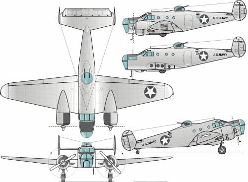 Beechcraft AT-11 Kansan